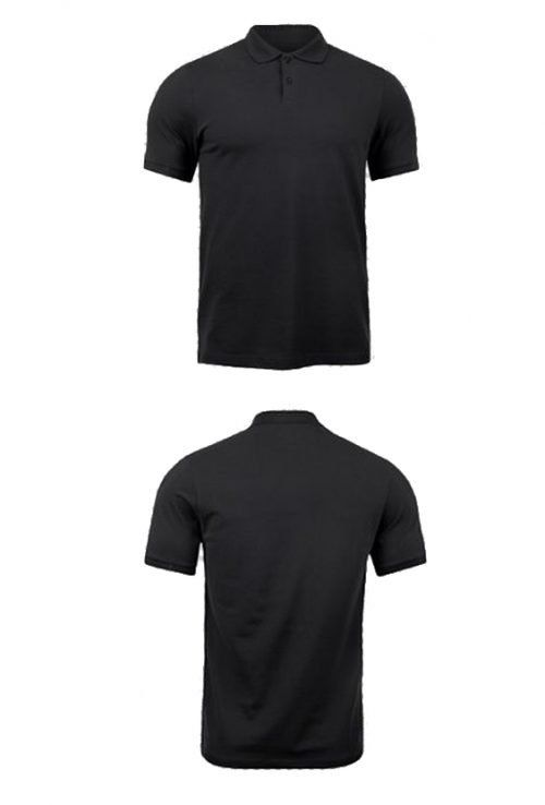 Download 10 Blank T Shirt Template Designs With Portrait Mode 09 Black Polo Mockup Front And Back Hd Wallpapers Wallpapers Download High Resolution Wallpapers Polo T Shirt Design