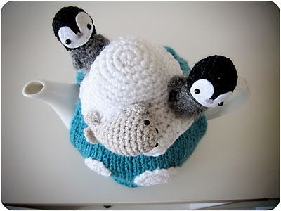 Amigurumi Crochet Teapot Pattern : cute baby penguins - crochet amigurumi free pattern ...