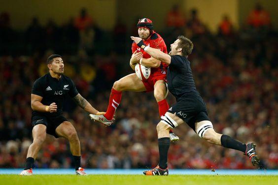 Richie Mccaw Photos: Wales v New Zealand - International Match