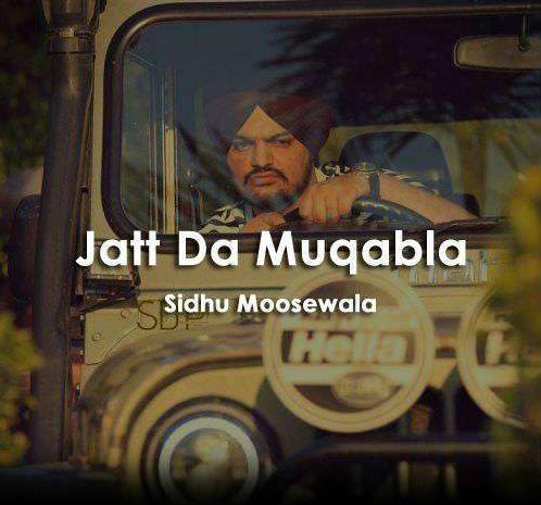 Jatt Da Muqabla Lyrics Sidhu Moose Wala New Song Lyrics Wrap In 2020 Mp3 Song Download Mp3 Song Songs