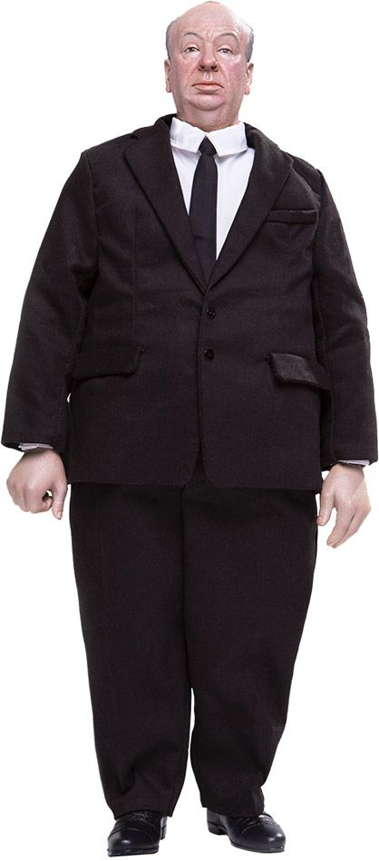 Alfred Hitchcock Sixth-Scale Figure