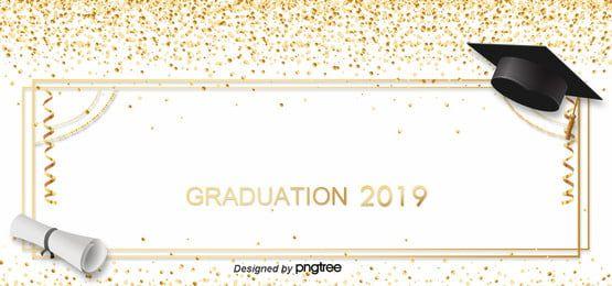 Graduation Season H5 Background Seasons Posters Graduation Design School Posters