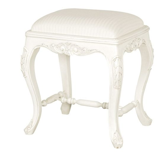 small dressing table stool 2