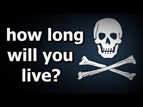 ✔ How Long Will You Live? - YouTube