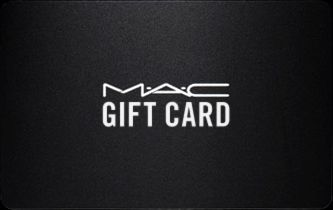 M.A.C. Gift Card....You can get me as many of these as you want Babe...year round ;) lol