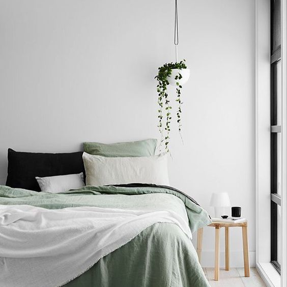T.D.C | CULTIVER  New colours for SS15 Styling by Alana Langan Photography by Annette O'brien  #Cultiver #linen #spring #summer #neautral #earthy #tones #interior #styling #bedroom #design #home #inspiration #luxury #bedding #interiordesign #love #bed #plants
