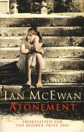 Atonement - Ian McEwan. This book really, REALLy annoyed me. It has one of the most incredible plots, but I found McEwan's writing to get so tangled up in elaborate descriptions of irrelevant events that the plot got sidetracked! Still, a very valuable lesson can be learned about jumping to conclusions!