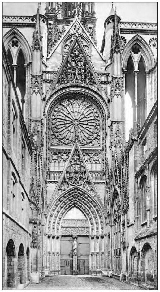 La Cathedrale Notre Dame De Rouen La Cour Des Libraires Presses Universitaires De Rouen Et Du Havre Cathedrale La Cathedrale Notre Dame Rouen