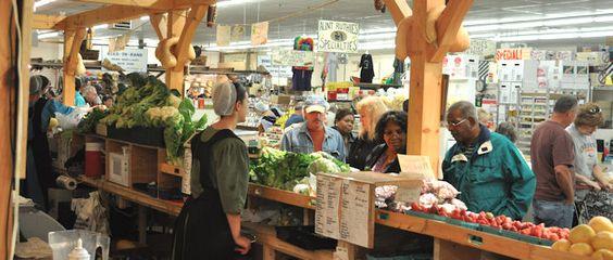 Lancaster PA Farmers Markets - LancasterPA.com