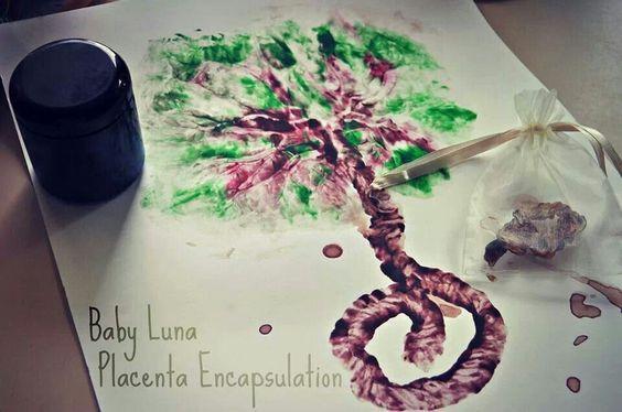 Baby Luna Placenta Encapsulation Tacoma Washington