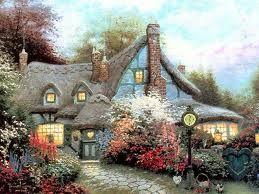 Bildergebnis für Wallpaper Cottages