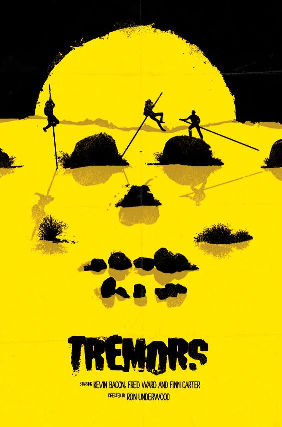Tremors by Daniel Norris