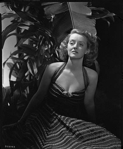 https://flic.kr/p/7JH6aP | 7000-0343 | Bette Davis camera negative from The Letter by George Hurrell.