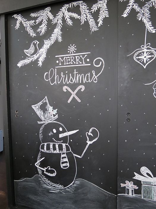 Things To Draw On Chalkboard Wall Easy