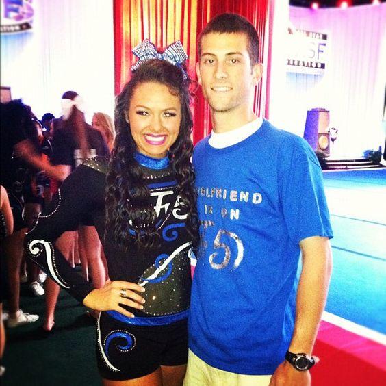 Boyfriend support at cheerleading worlds 2012 bit.ly/II6TOA