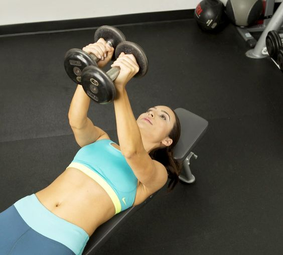 Get Strong and Get a Natural Boob Lift With These Chest Exercises