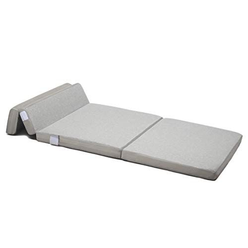 Milliard Toddler Nap Mat Sofa Bed Tri