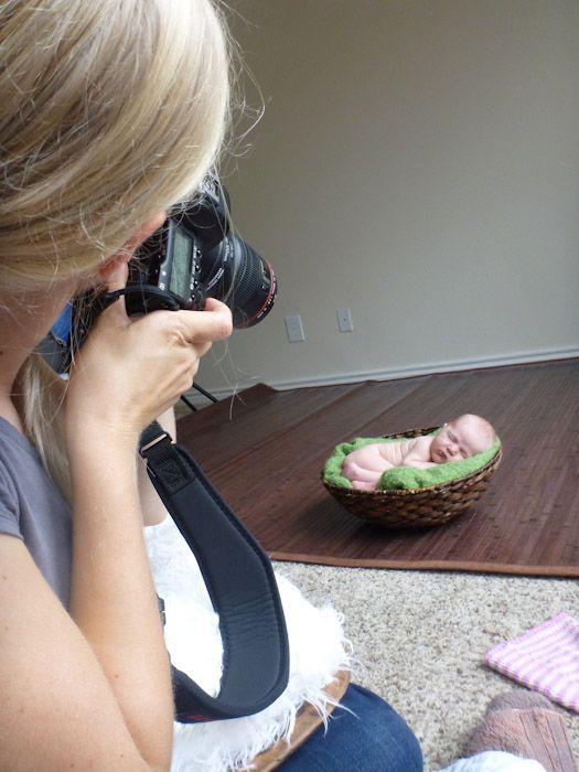 Tutorial: Fotografía de recién nacidos «Kelli Nicole Fotografía - Houston fotógrafo