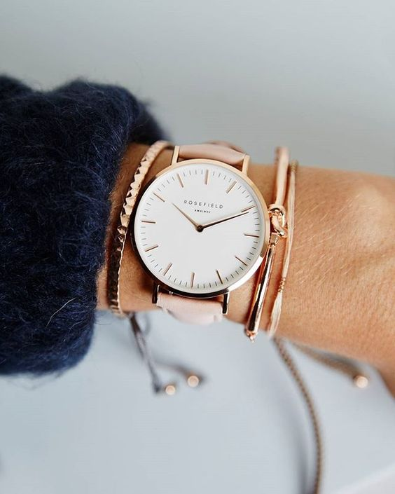 Pink therapy#pink #pinkwatch #rosegold #armcandy #bowery #rosefield #rosefieldwatches #amsterdam #newyork #nyc