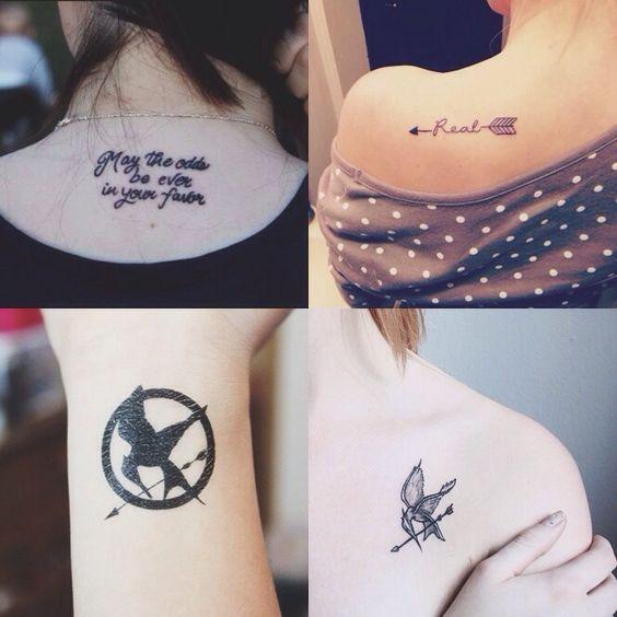 Tatuagens literarias
