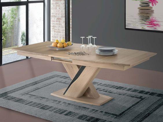 the 25+ best table à manger pied central ideas on pinterest