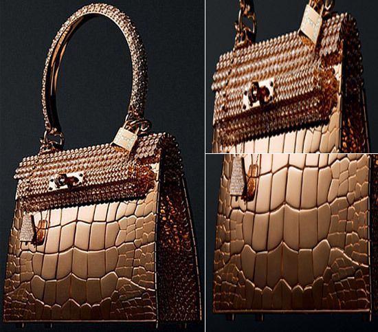 hermes paris bag - Most Expensive Purses in the World Top 10 6.Hermes Matte Crocodile ...
