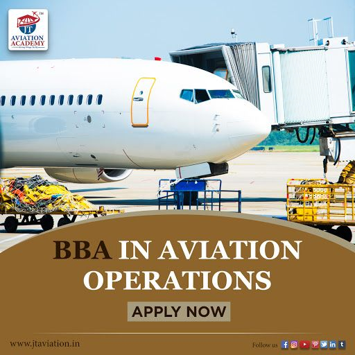 Bba In Aviation Operation Is The Best Professional Course That Will Allow You To Learn A Aviation Careers Air Hostess Training Institute Operations Management