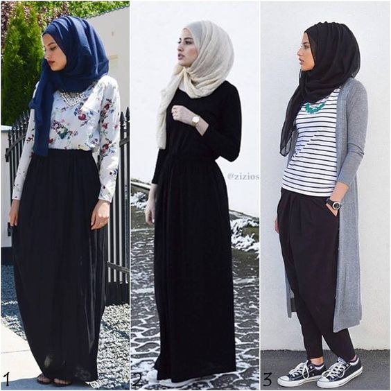1000 Ideas About Hijab Styles On Pinterest Hijab Fashion Hijab Outfit And Hashtag Hijab
