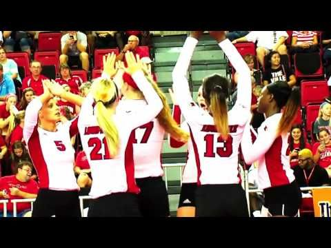 These 28 Atlantic Coast Conference Volleyball Highlights Feature Volleyball Intro Videos Shown At Volleyball News University Of Louisville Volleyball