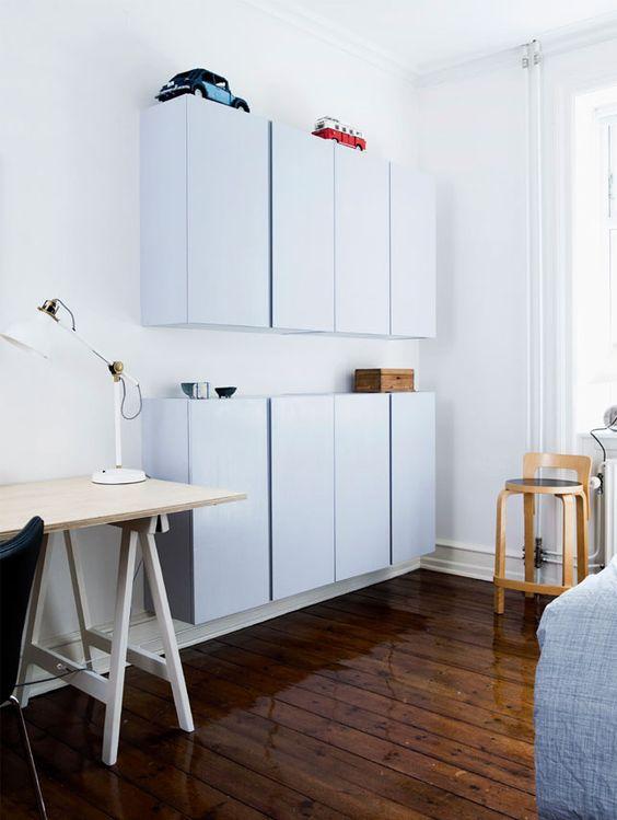 Magnifique appartement avec un petit budget blog d co - Appartement ikea ...