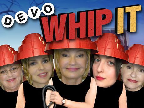 Totally Devo-ted to '80s nostalgia? Whip your craving good by casting 5 in this…