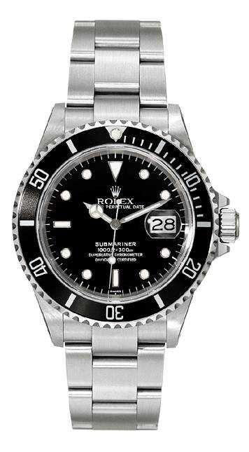 Rolex Submariner. Mine