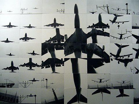 fractured jumbo jet: Airplane Collage, Photo Collage, David Hockney Photography, Hockney Airplane, Art Collages, Airplanes Art, Airplane Airplanes, Airplane Art, Hockney Photomontage