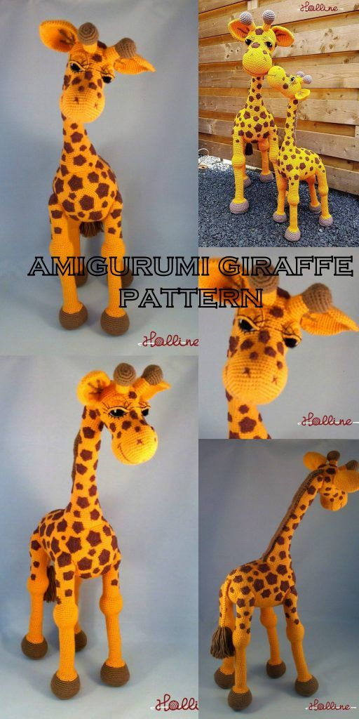 Spring outfit. (With images) | Giraffe crochet, Giraffe soft toy ... | 1024x512