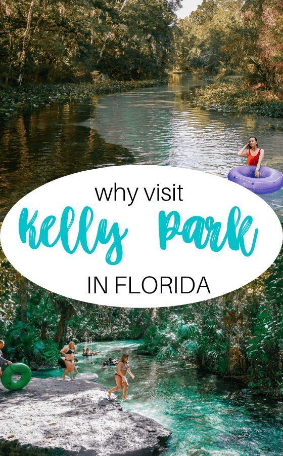 Kelly Park Rock Springs Tubing The Best Weekender From Orlando Kelly Park Rock Springs Florida Vacation Spots Kelly Park
