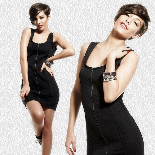 Frankie Sandford by justliveandlove, via Flickr.   I thought it was pretty cool of Frankie to state about her panic attacks and depression. Leading the Glamour Magazine's - Hey it's okay to talk about depression is a great thing for her to do.