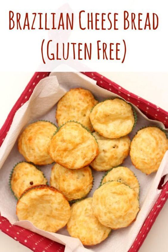 Gluten Free Brazilian Cheese Bread! This stuff is SOOO good and SOOO simple!