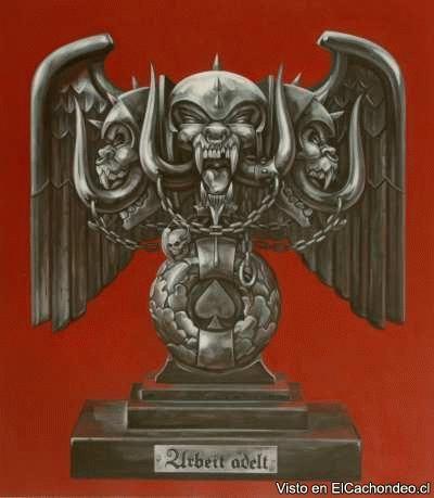 Snaggletooth B. Motorhead - ElAfter.com