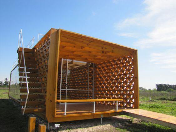 Prototipo de vivienda ecológica