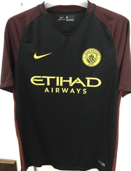 2016/2017 Camiseta Manchester City 2ª
