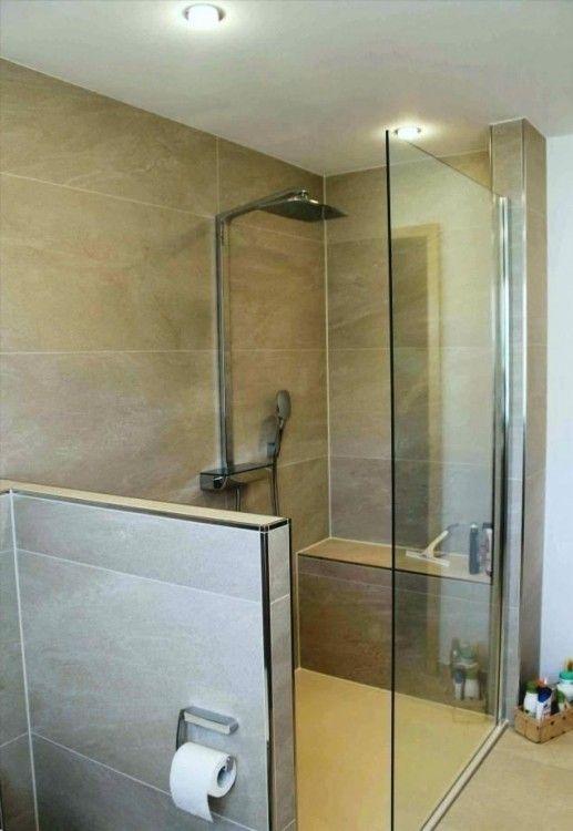 Begehbare Dusche Badezimmer Duschelustig Duschepodest