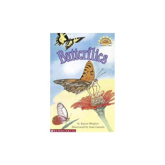 Butterflies ( Hello Reader Science Level 2) (Paperback)