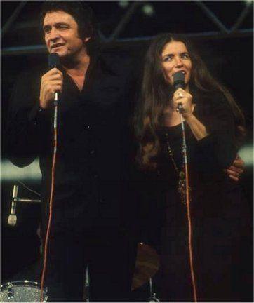 June Carter Cash 2 and Johnny