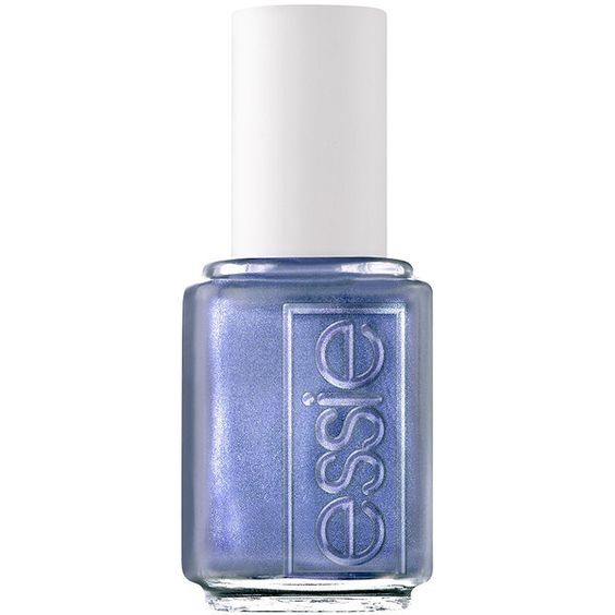 essie blues nail color, smooth sailing 0.46 fl oz (13.04 g) ($8.50) ❤ liked on Polyvore featuring beauty products, nail care, nail polish, nails, beauty, essie, kosmetiikka, pearl nail polish, opi nail lacquer and essie nail polish