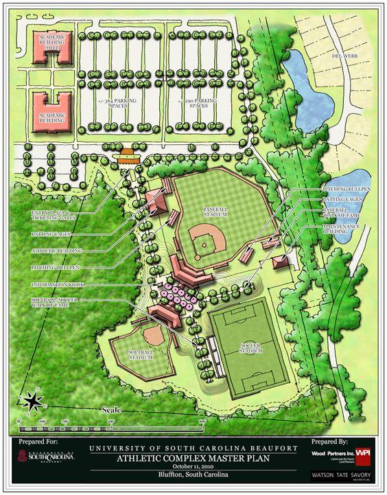 University of South Carolina Beaufort Athletic Facilities ...