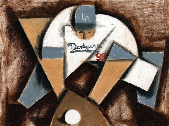http://images.fineartamerica.com/images-medium-large/tommervik-los-angeles-dodgers-baseball-player-tommervik.jpg