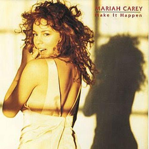 Mariah Carey – Make It Happen (single cover art)