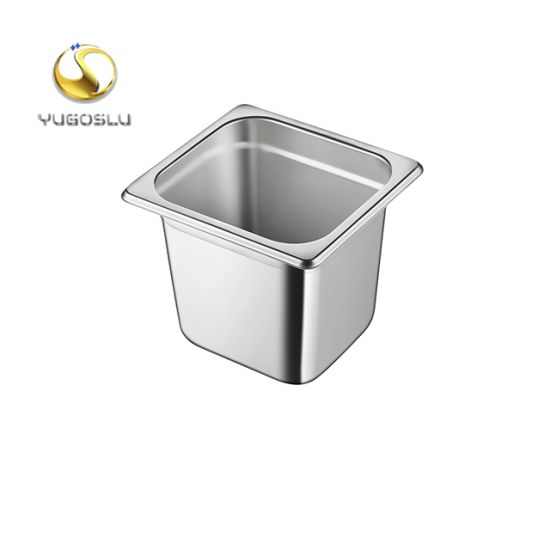 Stainless Steel Gn Pan Stainless Steel Gastronorm Pan
