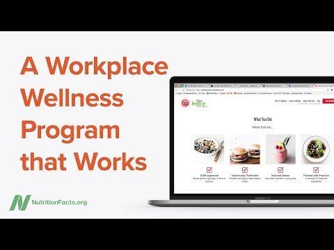 A Workplace Wellness Program That Works Youtube Workplace Wellness Wellness Programs Nutrition Facts Label