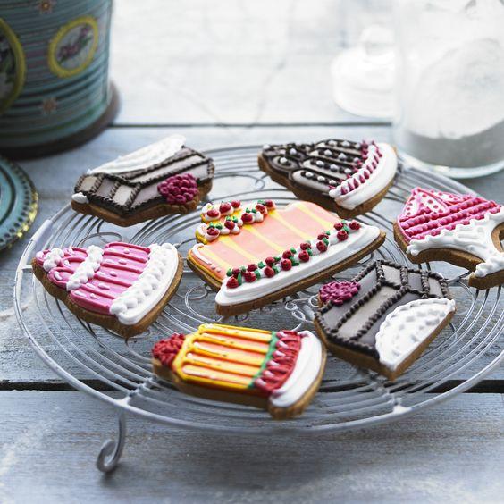 Biscuiteers Puddings